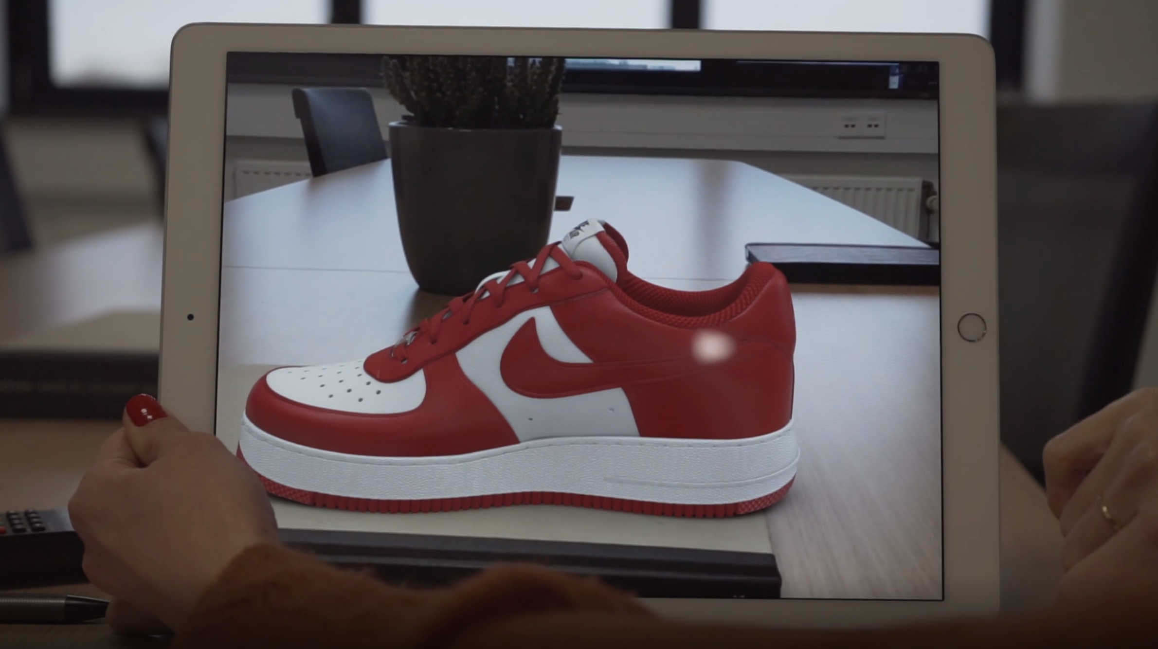 3d-configurator-online-Nike-Air-Force-1-Shoe-Amsterdam-customize-video